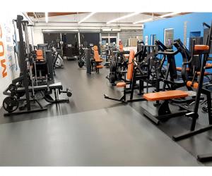 Dalles PVC salle fitness et crossfit - Devis sur Techni-Contact.com - 5