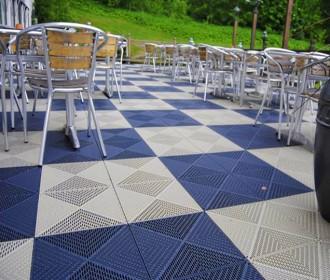 Dalles terrasse balcon piscine polypropylène - Qualité scandinave - Devis sur Techni-Contact.com - 3