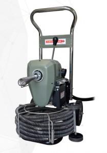Déboucheur de canalisation électrique à spirale de nettoyage 30 mm - Devis sur Techni-Contact.com - 1