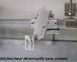 Déclencheur déverrouillé sans course - Devis sur Techni-Contact.com - 1