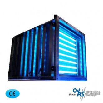 Décontamineur purificateur d'air autonome ou encastrable - Devis sur Techni-Contact.com - 1