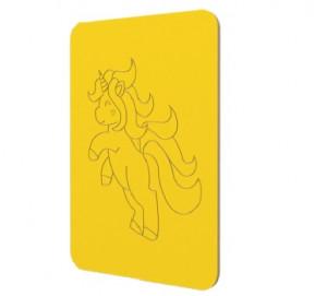 Décor unicorne pour crèche - Devis sur Techni-Contact.com - 1