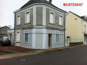 Décoration de façade commerce - Devis sur Techni-Contact.com - 1
