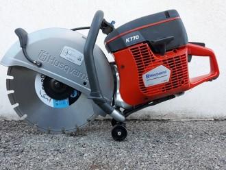 Découpeuse thermique diamètre 350 mm - Devis sur Techni-Contact.com - 2