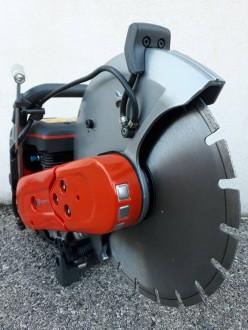 Découpeuse thermique diamètre 350 mm - Devis sur Techni-Contact.com - 3