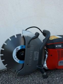 Découpeuse thermique diamètre 350 mm - Devis sur Techni-Contact.com - 4