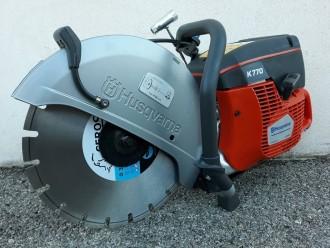 Découpeuse thermique diamètre 350 mm - Devis sur Techni-Contact.com - 7
