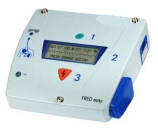 Défibrillateur automatique portatif usage simple public - Devis sur Techni-Contact.com - 1