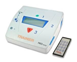 Défibrillateur de formation 9 scénarios prédéfinis - Devis sur Techni-Contact.com - 1