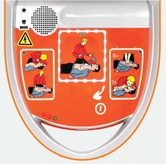 Défibrillateur externe automatique - Devis sur Techni-Contact.com - 2