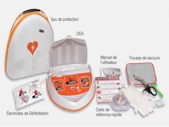 Défibrillateur externe automatique - Devis sur Techni-Contact.com - 3