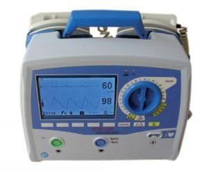 Défibrillateur moniteur d'urgence - Devis sur Techni-Contact.com - 1
