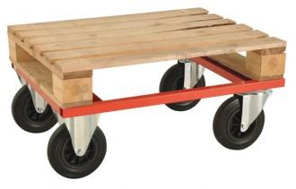 Demi chariot porte palettes - Devis sur Techni-Contact.com - 1