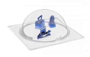 Demi sphères en plexiglas - Devis sur Techni-Contact.com - 1