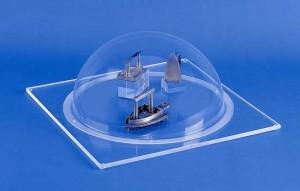 Demi sphères en plexiglas - Devis sur Techni-Contact.com - 3