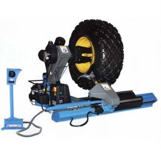 Démonte pneus horizontal - Devis sur Techni-Contact.com - 1