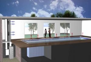 Déshumidificateur piscine monobloc - Devis sur Techni-Contact.com - 3