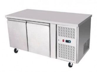 Desserte négative à 2 portes 280L - Devis sur Techni-Contact.com - 1