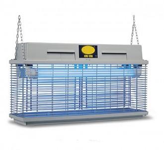 Destructeur d'insectes électronique - Devis sur Techni-Contact.com - 1