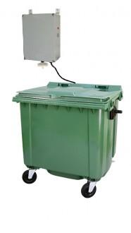 Destructeur de mauvaises odeurs pour conteneurs - Devis sur Techni-Contact.com - 1