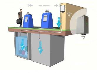 Destructeur de mauvaises odeurs pour conteneurs - Devis sur Techni-Contact.com - 3