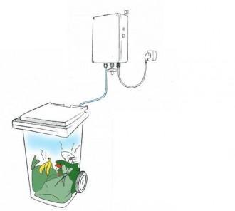 Destructeur de mauvaises odeurs pour conteneurs - Devis sur Techni-Contact.com - 4