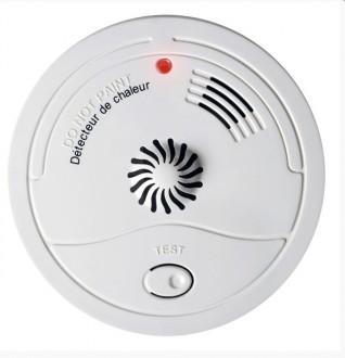 Détecteur de feu et de chaleur - Devis sur Techni-Contact.com - 3