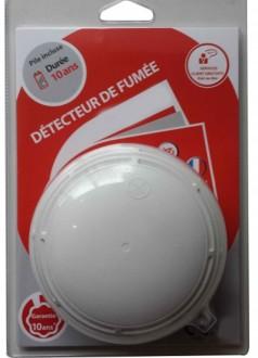 Détecteur de fumée à pile - Devis sur Techni-Contact.com - 2