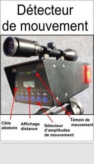 Détecteur de mouvement sans fil - Devis sur Techni-Contact.com - 2