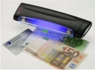 Détecteur faux-billet à lampes - Devis sur Techni-Contact.com - 1