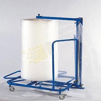 Dévidoir vertical pour film à bulles - Devis sur Techni-Contact.com - 1