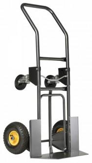 Diable chariot à pelle rabattable - Devis sur Techni-Contact.com - 2