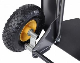 Diable chariot à pelle rabattable - Devis sur Techni-Contact.com - 6