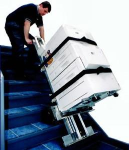 Diable escalier électrique 100 à 680 kg - Devis sur Techni-Contact.com - 2