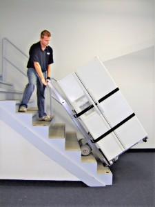 Diable escalier électrique 100 à 680 kg - Devis sur Techni-Contact.com - 4