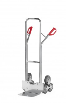 Diable monte-escalier en aluminium - Devis sur Techni-Contact.com - 1