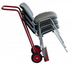 Diable porte chaises empilables - Devis sur Techni-Contact.com - 1