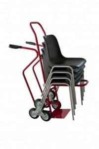 Diable pour manutention chaises empilables - Devis sur Techni-Contact.com - 3