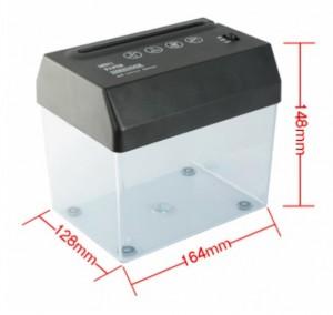 Mini déchiqueteur papier USB - Devis sur Techni-Contact.com - 2