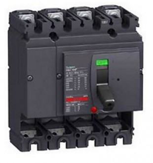 Disjoncteur électrique 4 poles compact - Devis sur Techni-Contact.com - 1