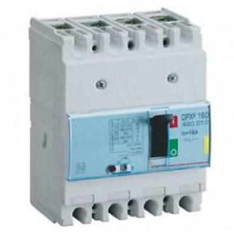 Disjoncteur électrique 4 poles compact - Devis sur Techni-Contact.com - 2