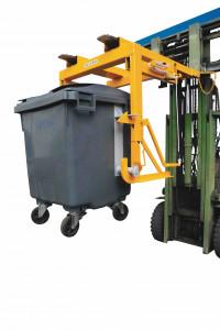 Dispositif de déversement de poubelle plastique DDP - Devis sur Techni-Contact.com - 2