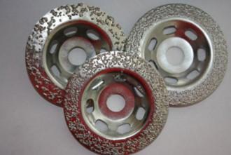 Disque abrasif au carbure de tungstène - Devis sur Techni-Contact.com - 2