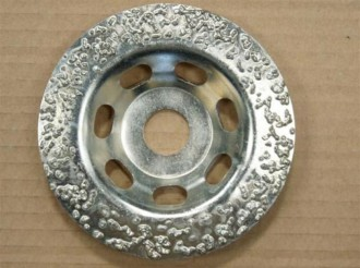 Disque abrasif au carbure de tungstène - Devis sur Techni-Contact.com - 3