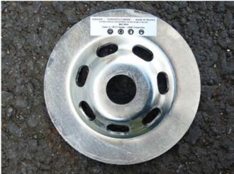 Disque abrasif au carbure de tungstène - Devis sur Techni-Contact.com - 4