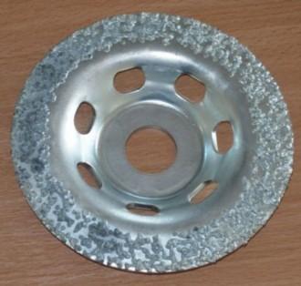 Disque abrasif au carbure de tungstène - Devis sur Techni-Contact.com - 6