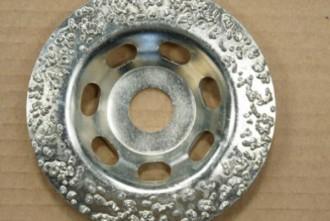 Disque abrasif au carbure de tungstène - Devis sur Techni-Contact.com - 8