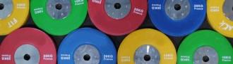 Disque olympique compétition - Devis sur Techni-Contact.com - 2