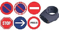 Disques signalétiques - Devis sur Techni-Contact.com - 1