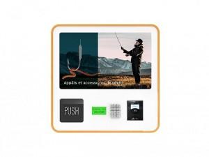 Distributeur automatique d'accessoires de pêche - Devis sur Techni-Contact.com - 1